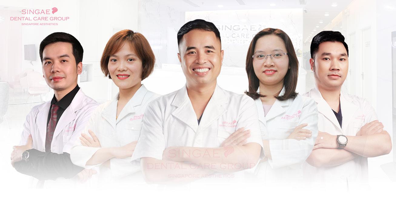 Nha khoa Singae – Phòng khám có đội ngũ bác sĩ chuyên môn giỏi