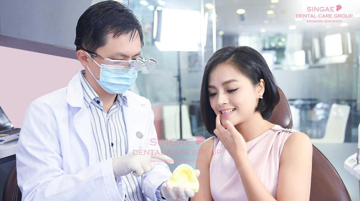 5 lý do bạn nên lựa chọn khám chữa răng tại nha khoa Singae