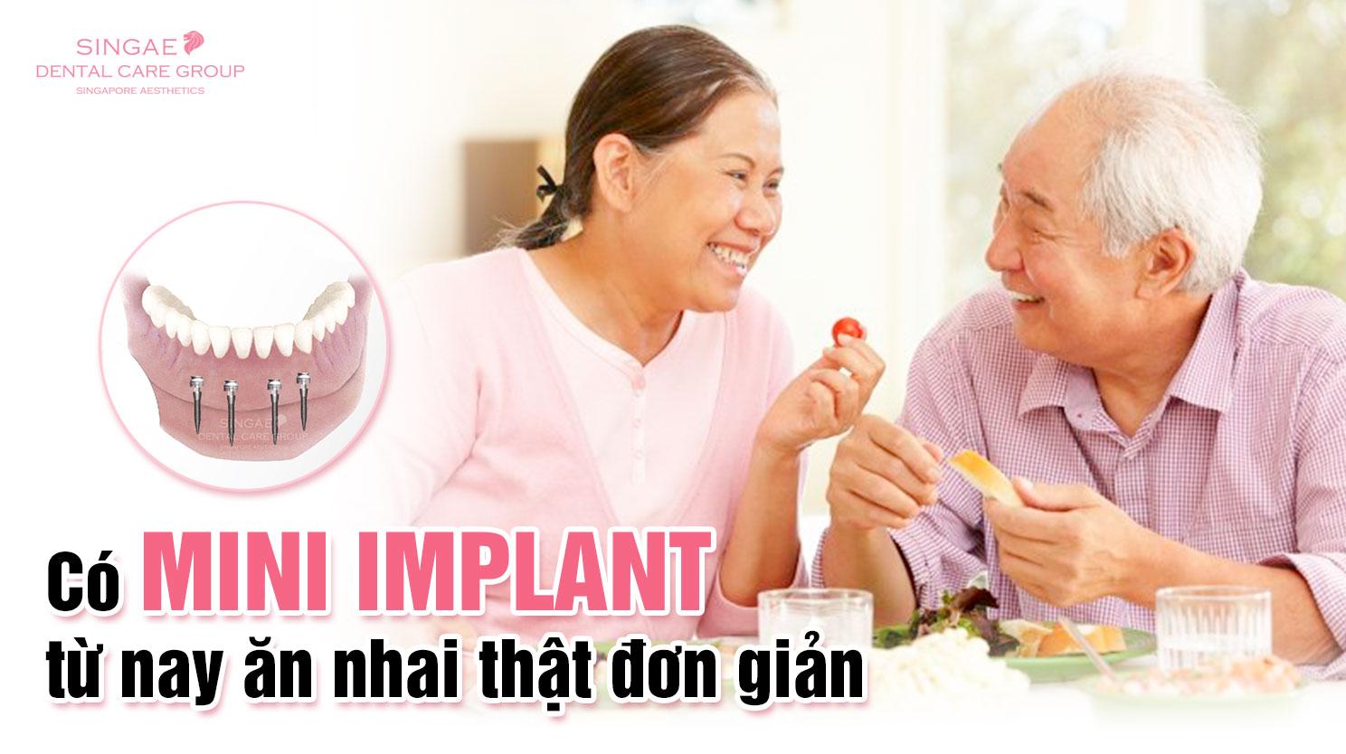 [ Giải đáp ] Cấy ghép Mini Implant là gì? Chi phí có đắt không?