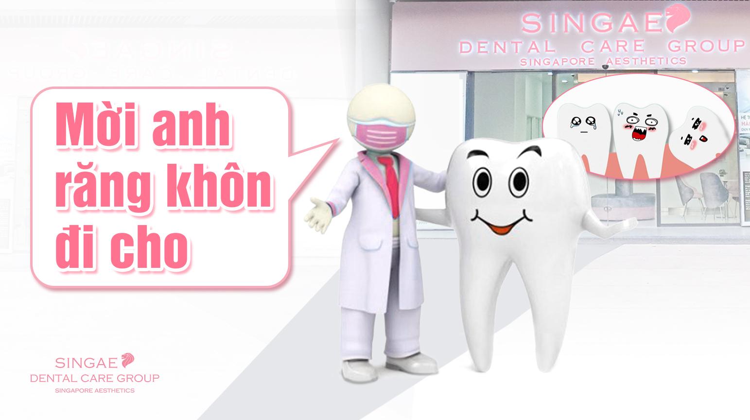 Phân loại các trường hợp răng khôn mọc ngầm