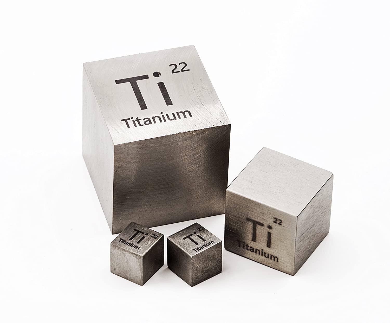 Hình ảnh kim loại Titanium
