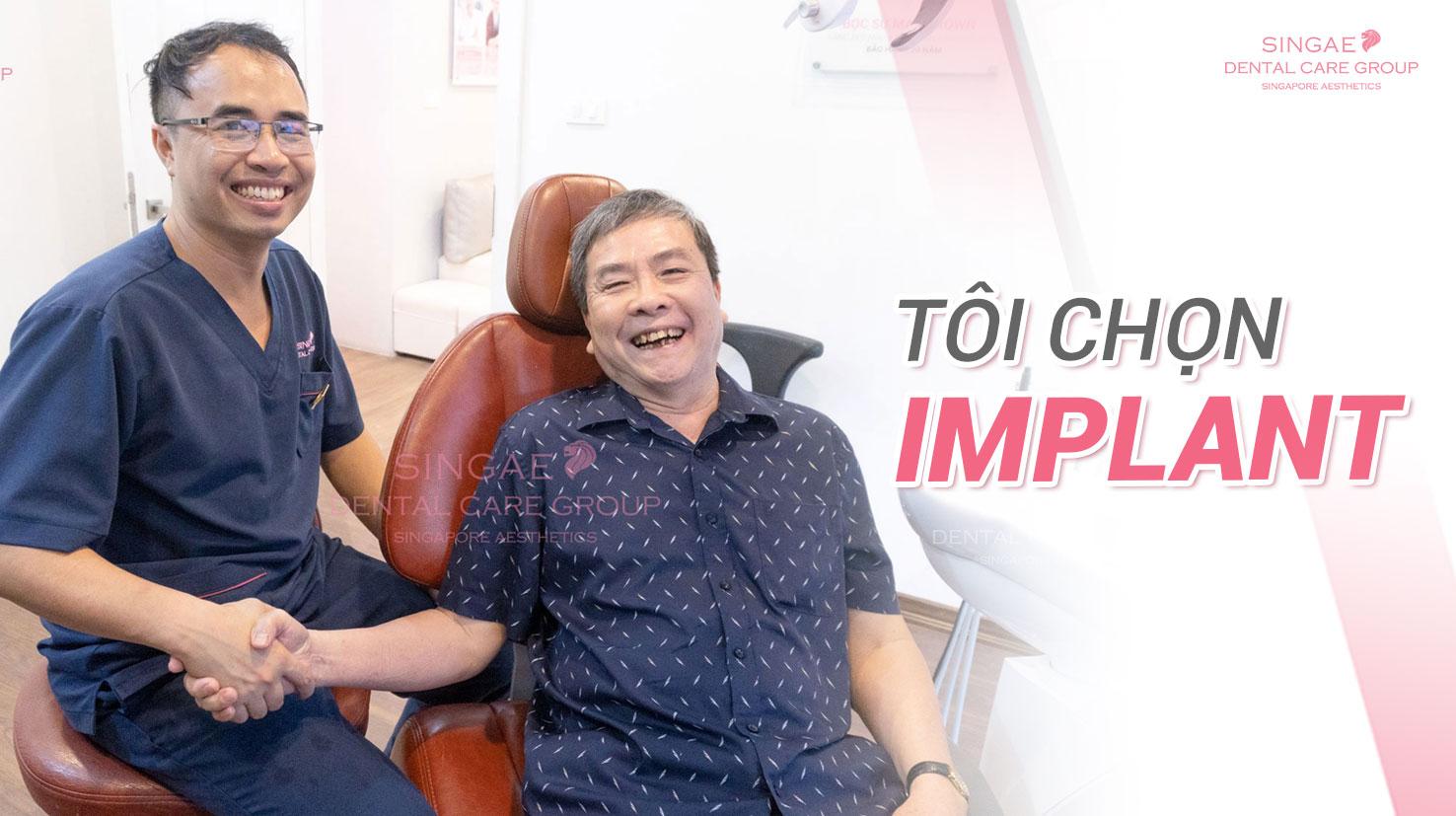 Implant nha khoa có điểm gì đặc biệt mà HOT đến vậy?